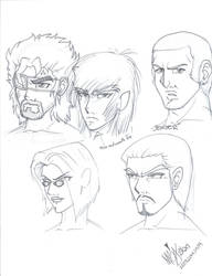 Character Roster 001