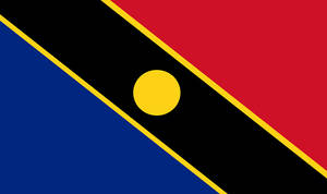 Flag of The Commonwealth of the Lesser Antilles