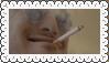 Smokin Franku Stamp by Space-Gay