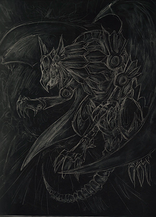 The Winged Dragon Of Ra By Darknight0x0 On DeviantArt
