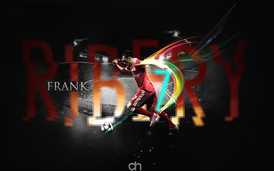 Frank Ribery by ChrisHolley