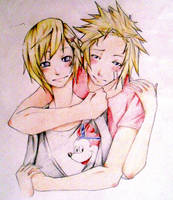 brotherly by Akai-Leech