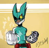 My Hero Academia: Izuku by PringusMcDingus