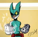 My Hero Academia: Izuku
