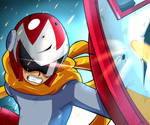 Maverick Hunter: Protoman
