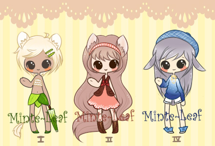 Adopts 1-3 {CLOSED} by Minte-Leaf