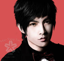 Fei Lun Hai: Aaron Yan by MaeMaeTwin