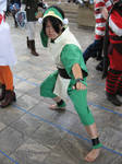 Toph Bei Fong by MaeMaeTwin