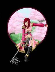 Kairi's Dynasty Final by MaeMaeTwin