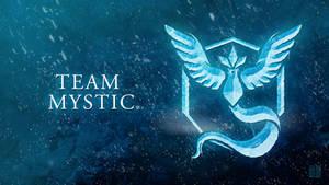 Team Mystic by MaeMaeTwin