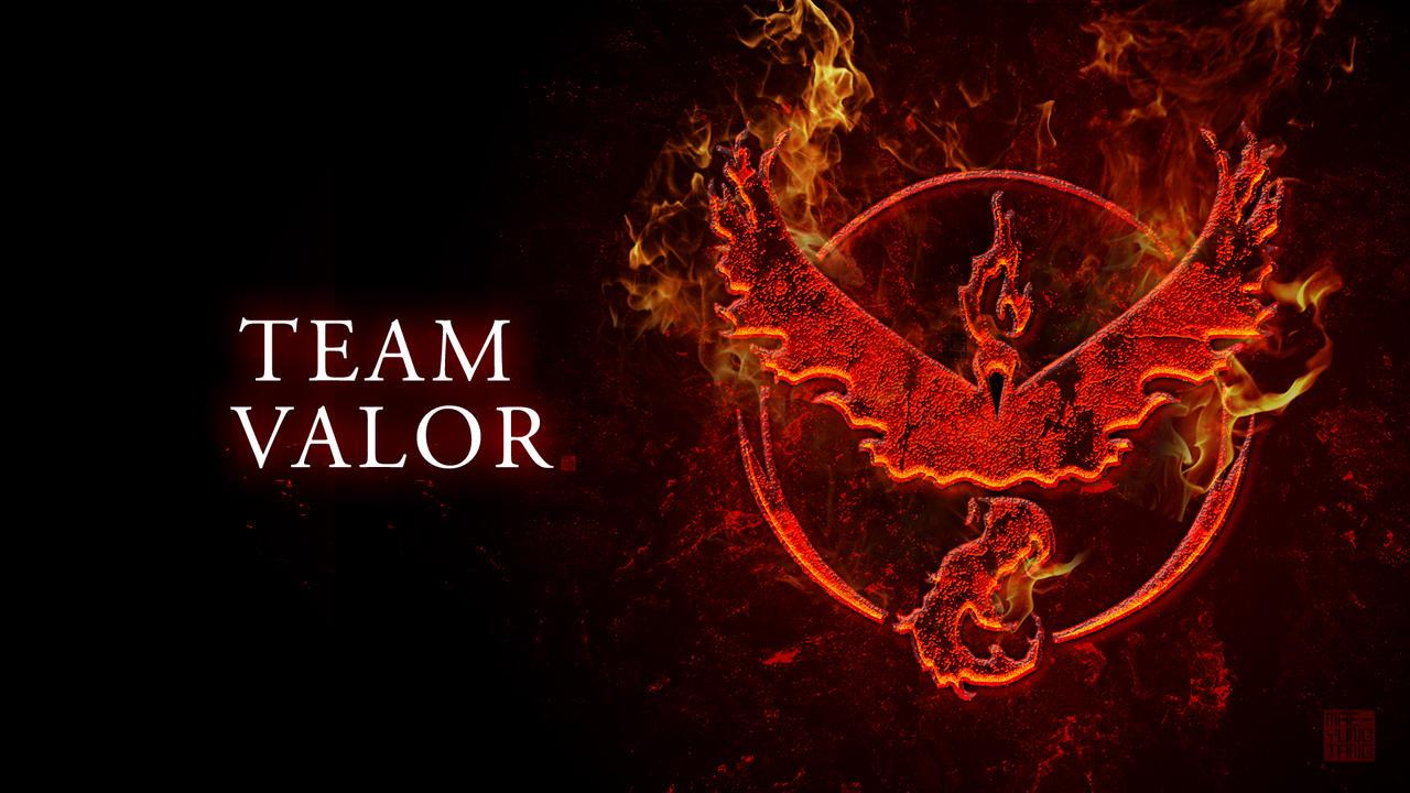 Team Valor By MaeMaeTwin On DeviantArt