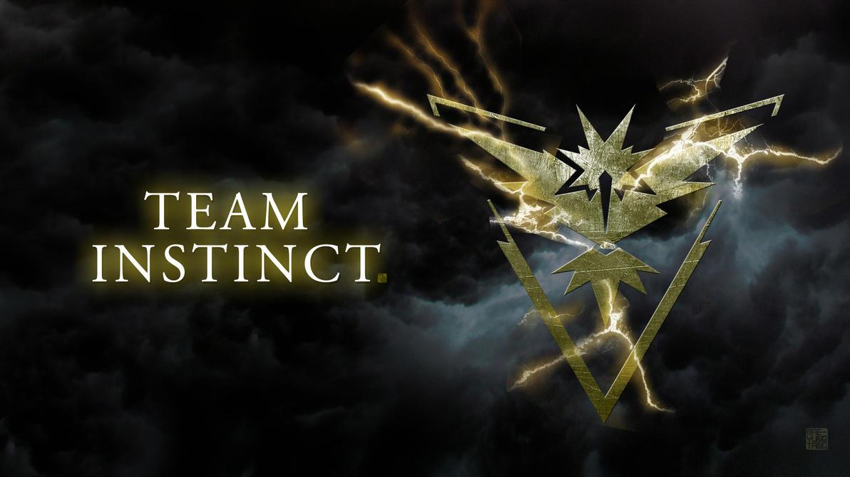 Team Instinct Wallpaper Pokemon Go: Instinct By MaeMaeTwin On DeviantArt