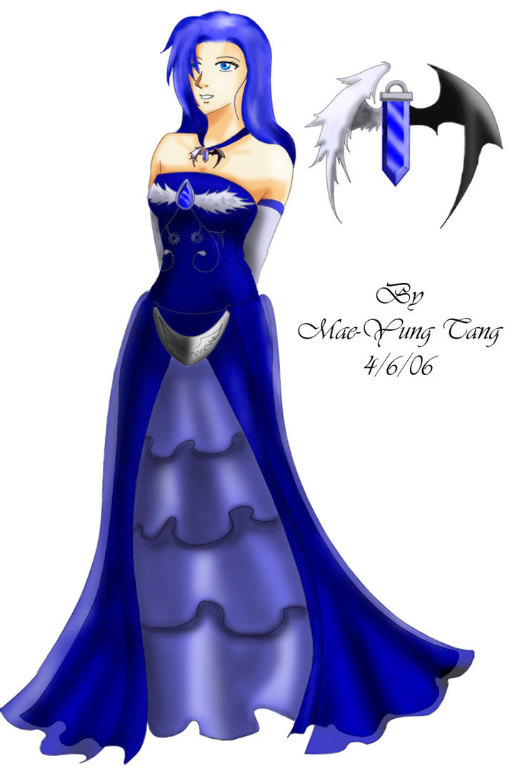 Dreamer\'s Ball gown. by MaeMaeTwin on DeviantArt