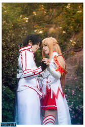 Kirito x Asuna | Fairytale by MinamiKing