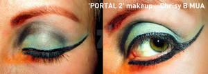 'Portal 2' makeup