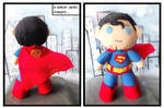 Superman plushie