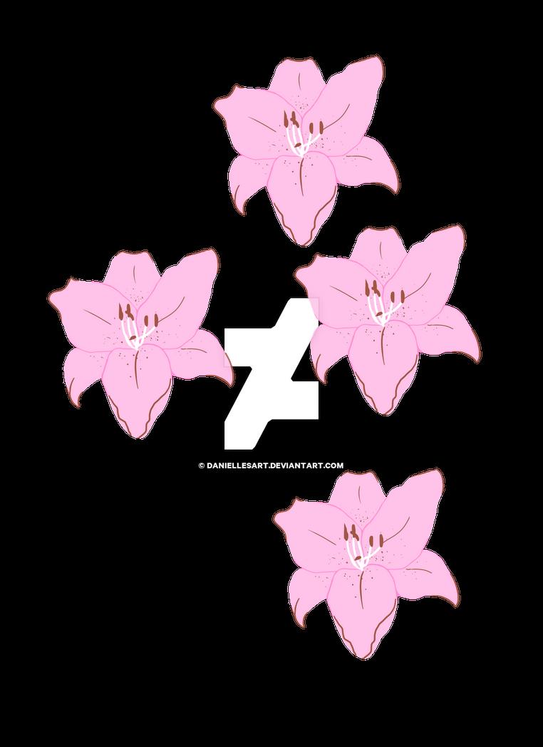 Lilies by DaniellesArt