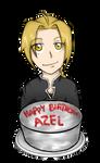 Happy Birthday Azel