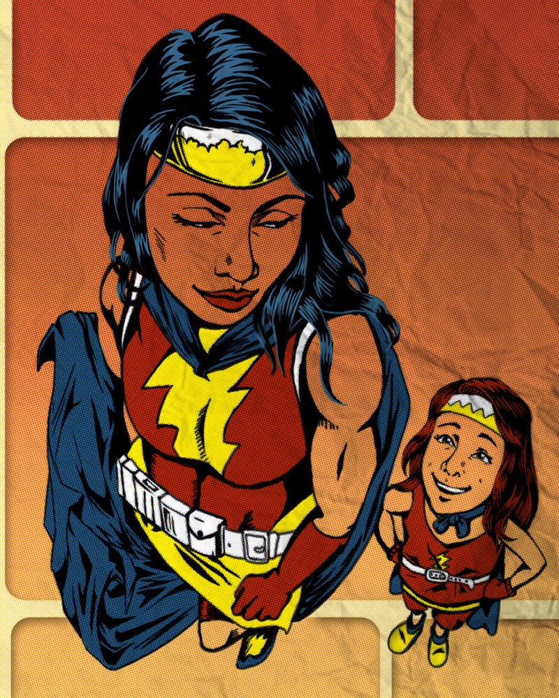 Super Her by SarahSchreck