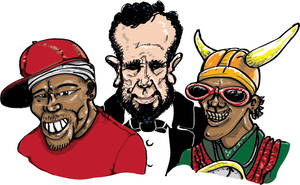 abe, flava, and 50
