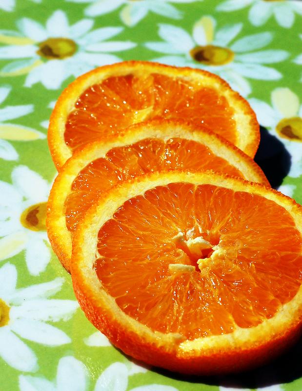 Orange Slices by SinfulEyes