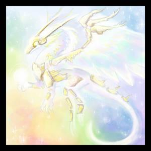 Elemental Dragon V4: LIGHT