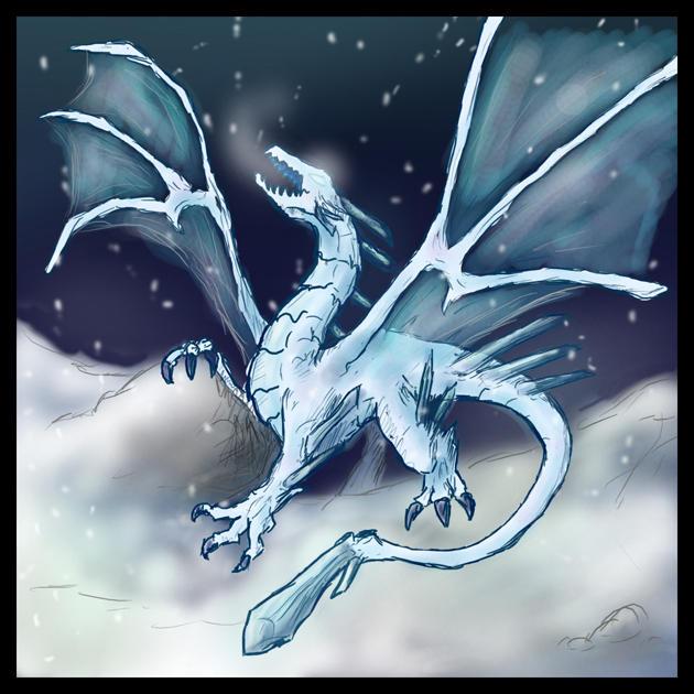 ice elemental dragons - photo #7