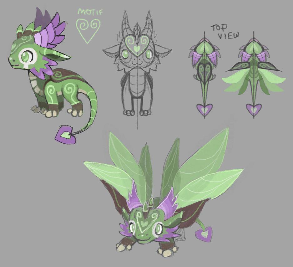 friendliness dragon concept by pseudolonewolf on deviantart
