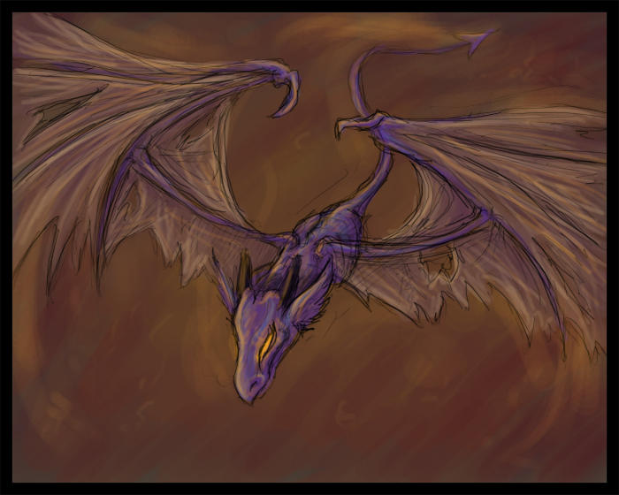 Drak by Pseudolonewolf