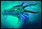 Dragon head thing