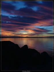 Evening Light by equuleus