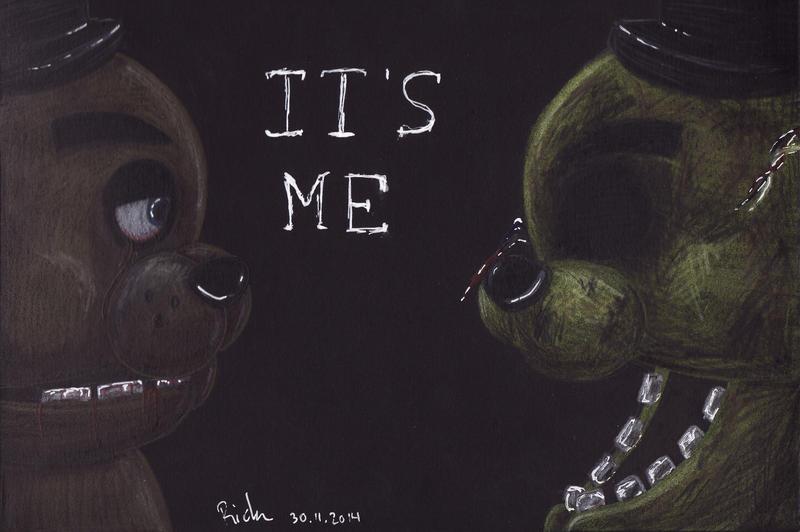 It's Me by Ricku