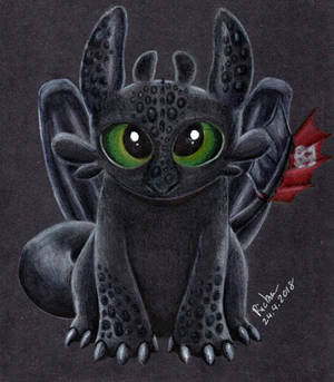 Tiny Little Toothless