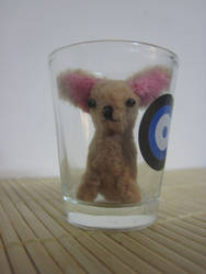 Nano Pooch! Mother's day Gift Upcycled