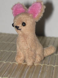 Another Nano Pooch!  Twin of the first I posted