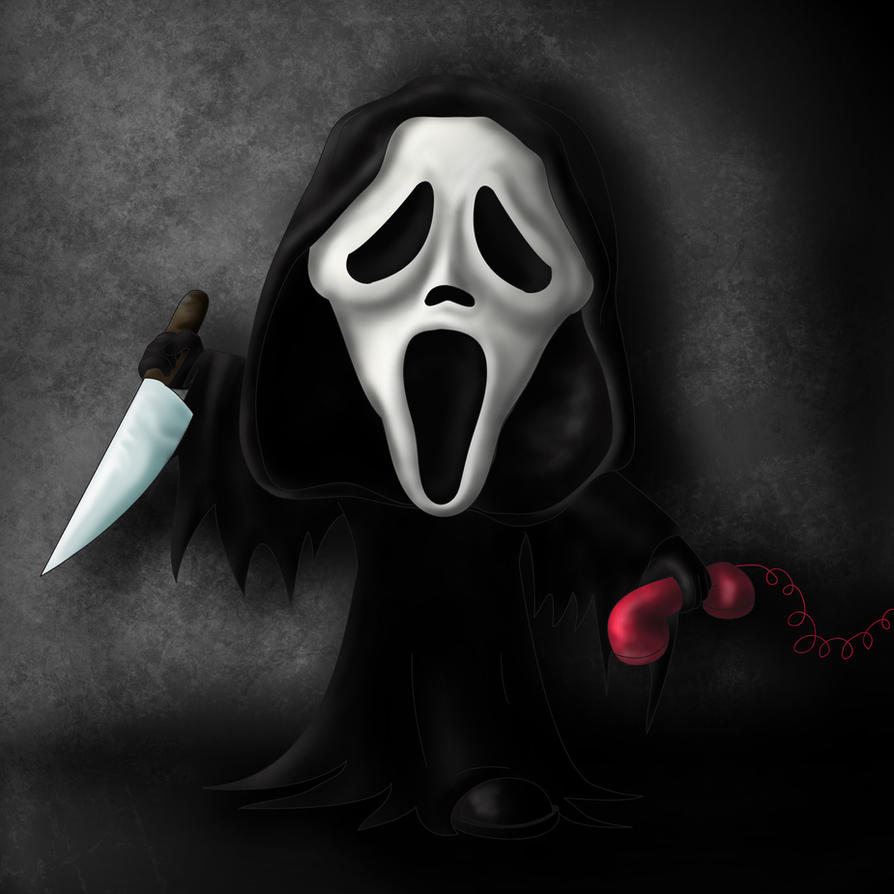awesome 45 scream wallpapers - photo #23