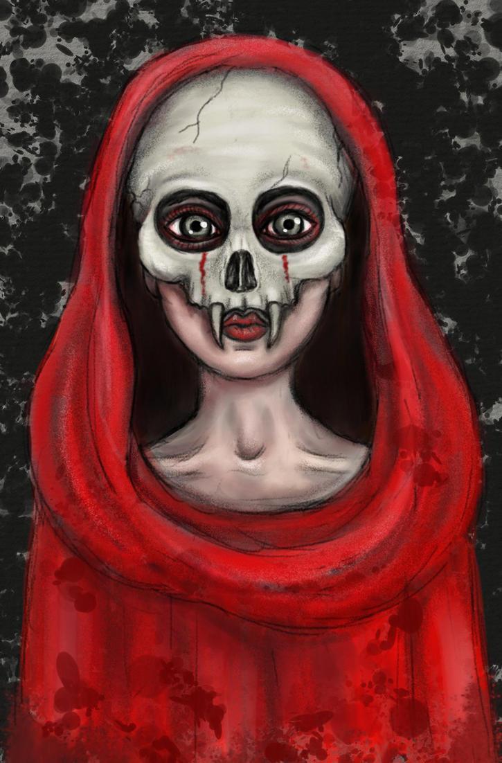 La mascara de la Muerte Roja by Lauramei