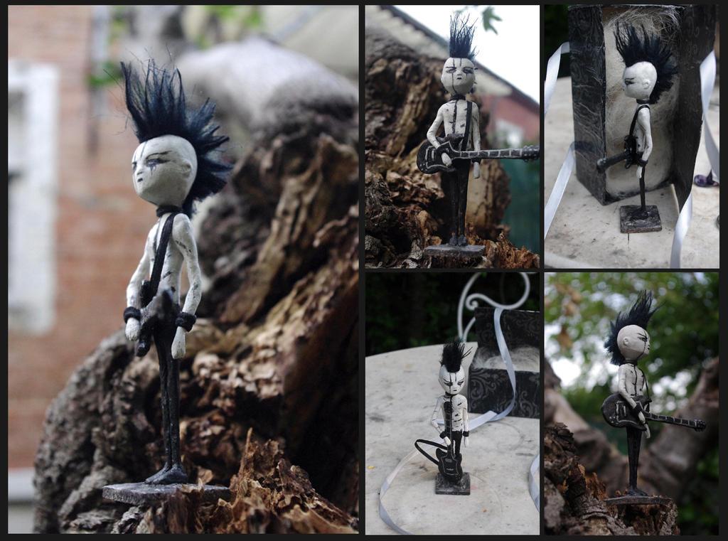 Mini Gaun:A (Diary of dreams) by Lauramei