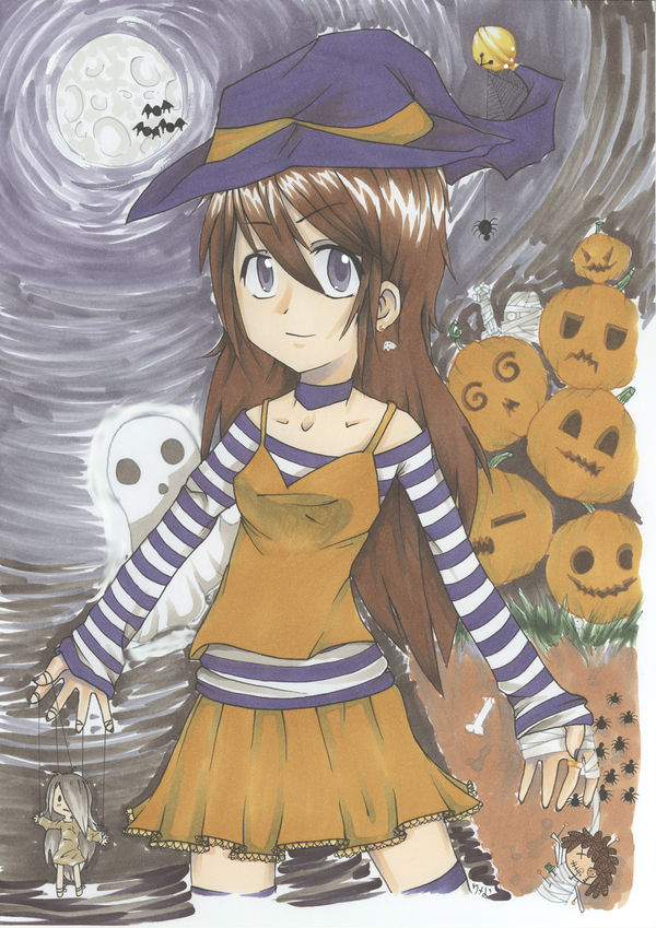 Welcome to Halloween by preseada