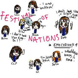 OMG Festival of Nations. D: by preseada