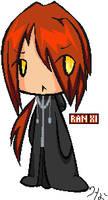 Ran Xi by preseada