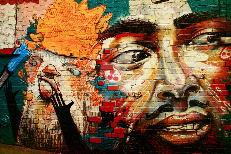 Street Artistry by directorschair