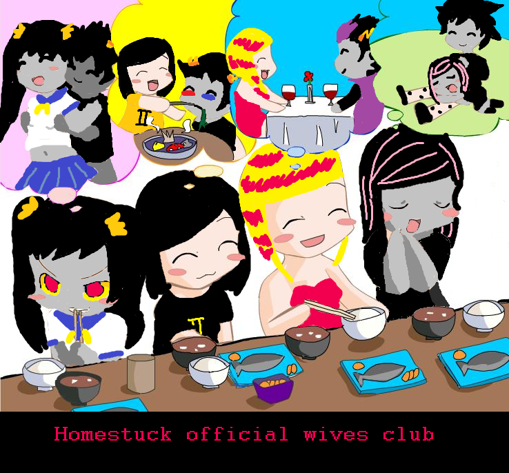Homestuck секс