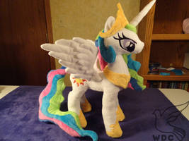 Princess Celestia 1 by WhiteDove-Creations