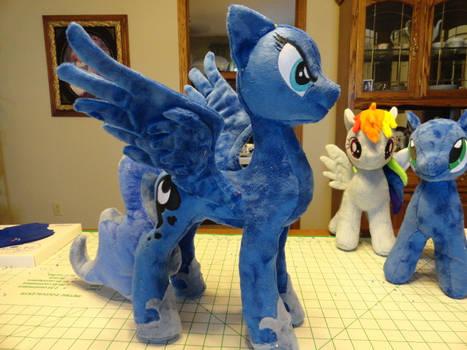 Luna S2 progress in the works