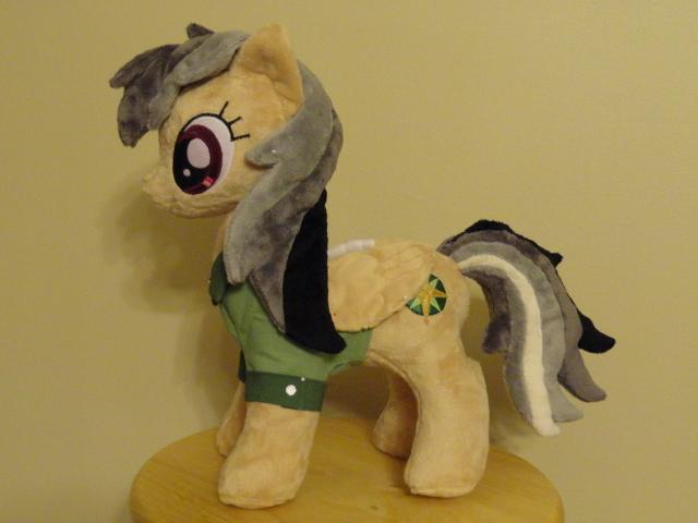 pony    still work in progress by WhiteDove-Creations
