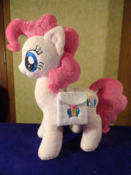 Pinkie Pie with saddlebags by WhiteDove-Creations