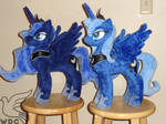 First and Second season Luna
