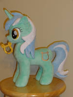 lyre pony by WhiteDove-Creations