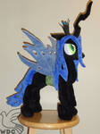Queen Chrysalis by WhiteDove-Creations